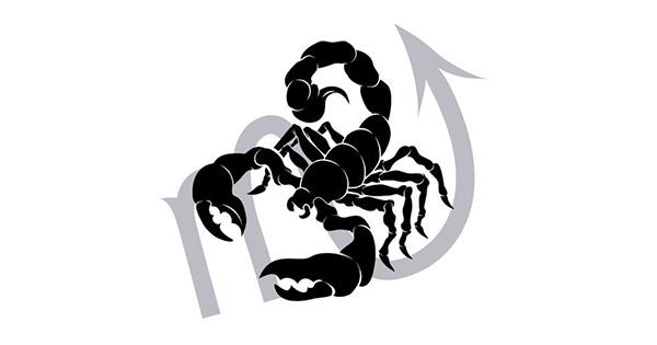 homme Scorpion