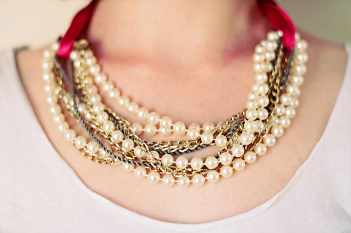 reve collier de perle