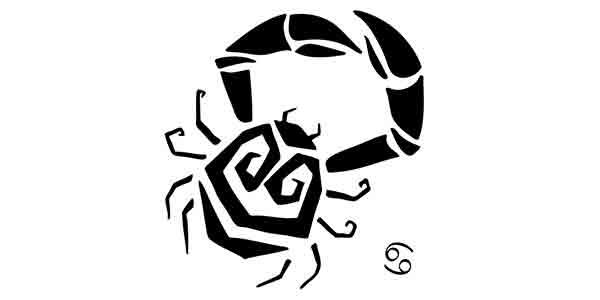 Scorpion ascendant Cancer